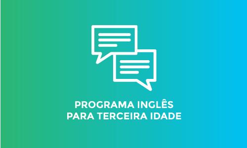 Programa Inglês para Terceira Idade