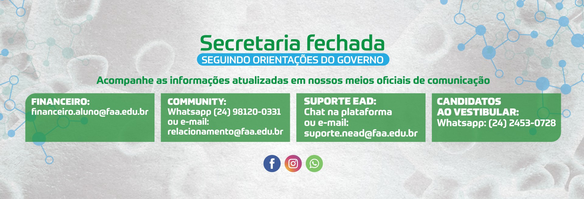 Secretaria UNIFAA