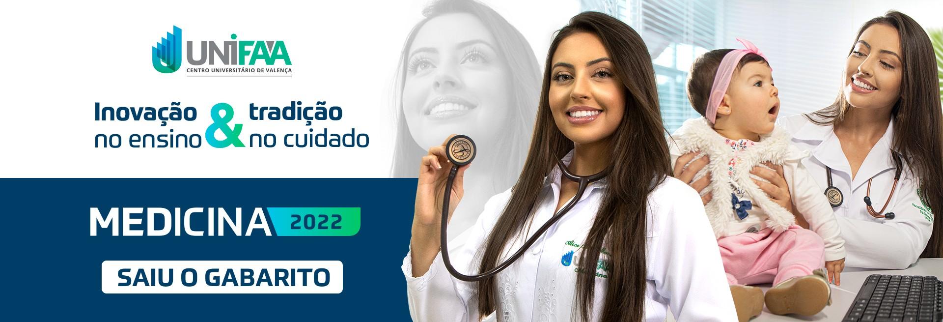 Gabarito - Medicina 2022